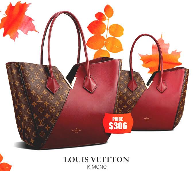 Lv Kimono Bag Replica